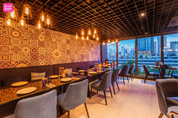 Felicita Rooftop Bar & Grill