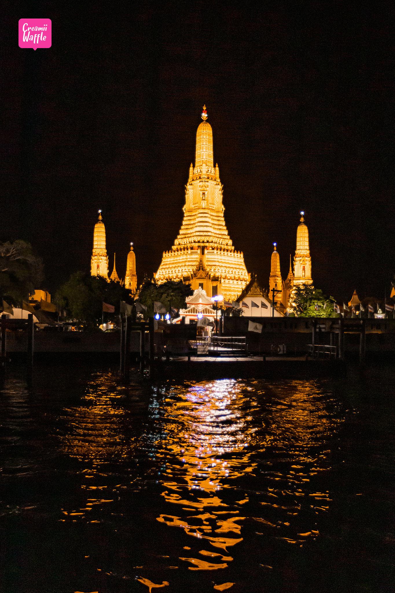 อนันตรา ริเวอร์ไซด์ ล่องเจ้าพระยา กับ เรือมโนราห์ ครุยส์ Manohra Cruises Bangkok