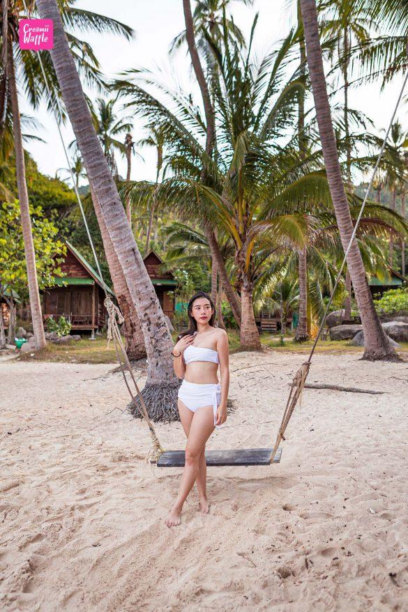 Koh Tao หาดทรายนวล คู่มือท่องเที่ยวเกาะเต่า