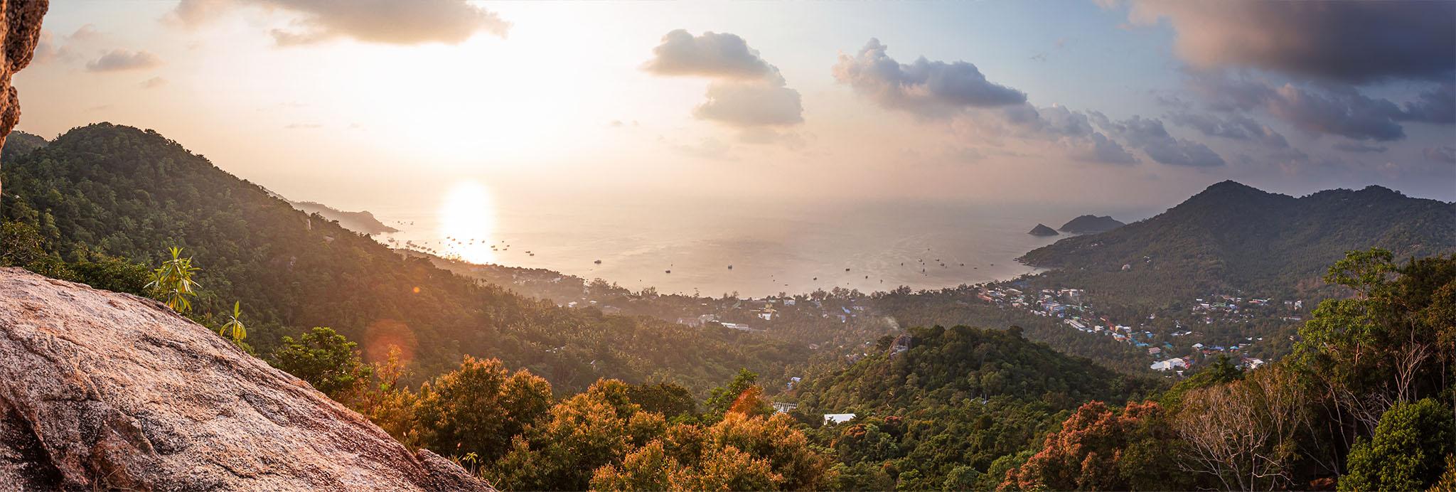 Koh Tao Two View จุดชมวิวเกาะเต่า