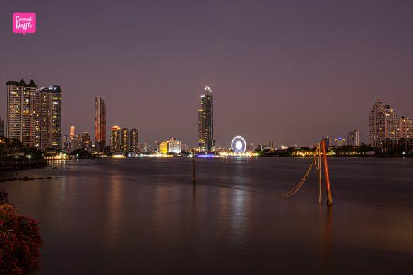 Manohra Cruises Bangkok ล่องเจ้าพระยา กับเรือมโนราห์ ครุยส์