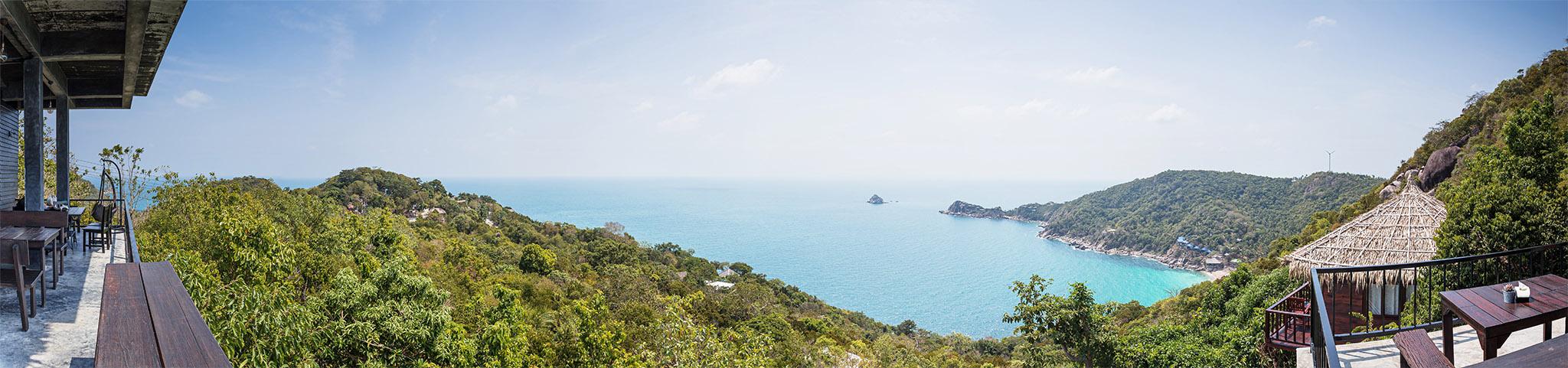 koh tao เกาะเต่า blue heaven