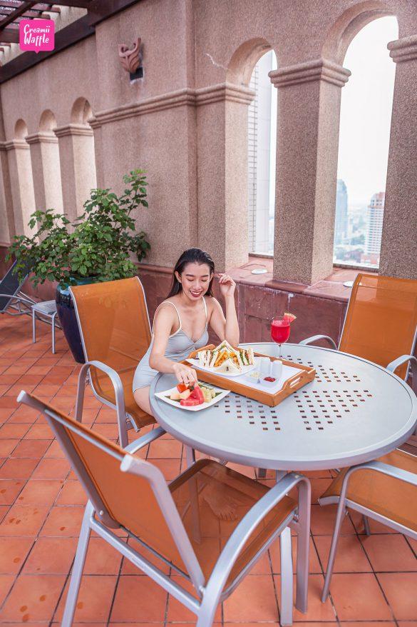 crowne plaza โรงแรมคราวน์พลาซ่า