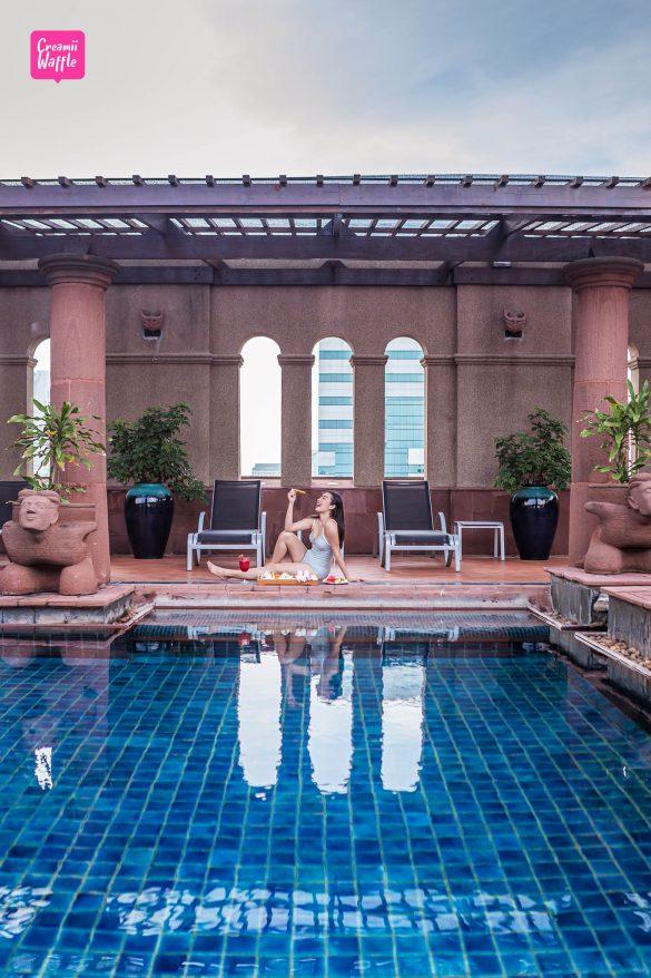 crowne plaza โรงแรม คราวน์พลาซ่า กรุงเทพ