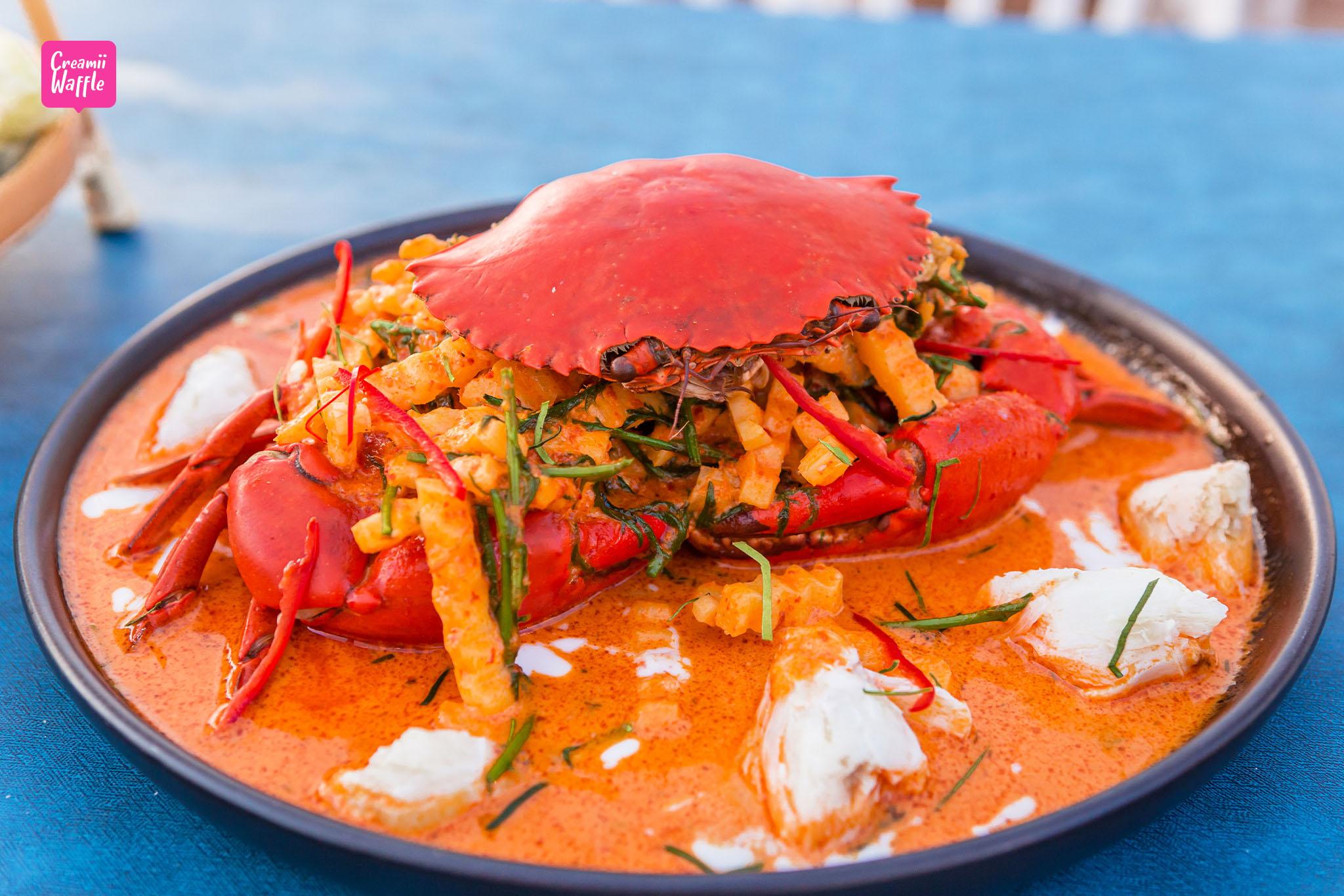 อาหาร มัลดีฟส์ บีช รีสอร์ท ที่พักจันทบุรี