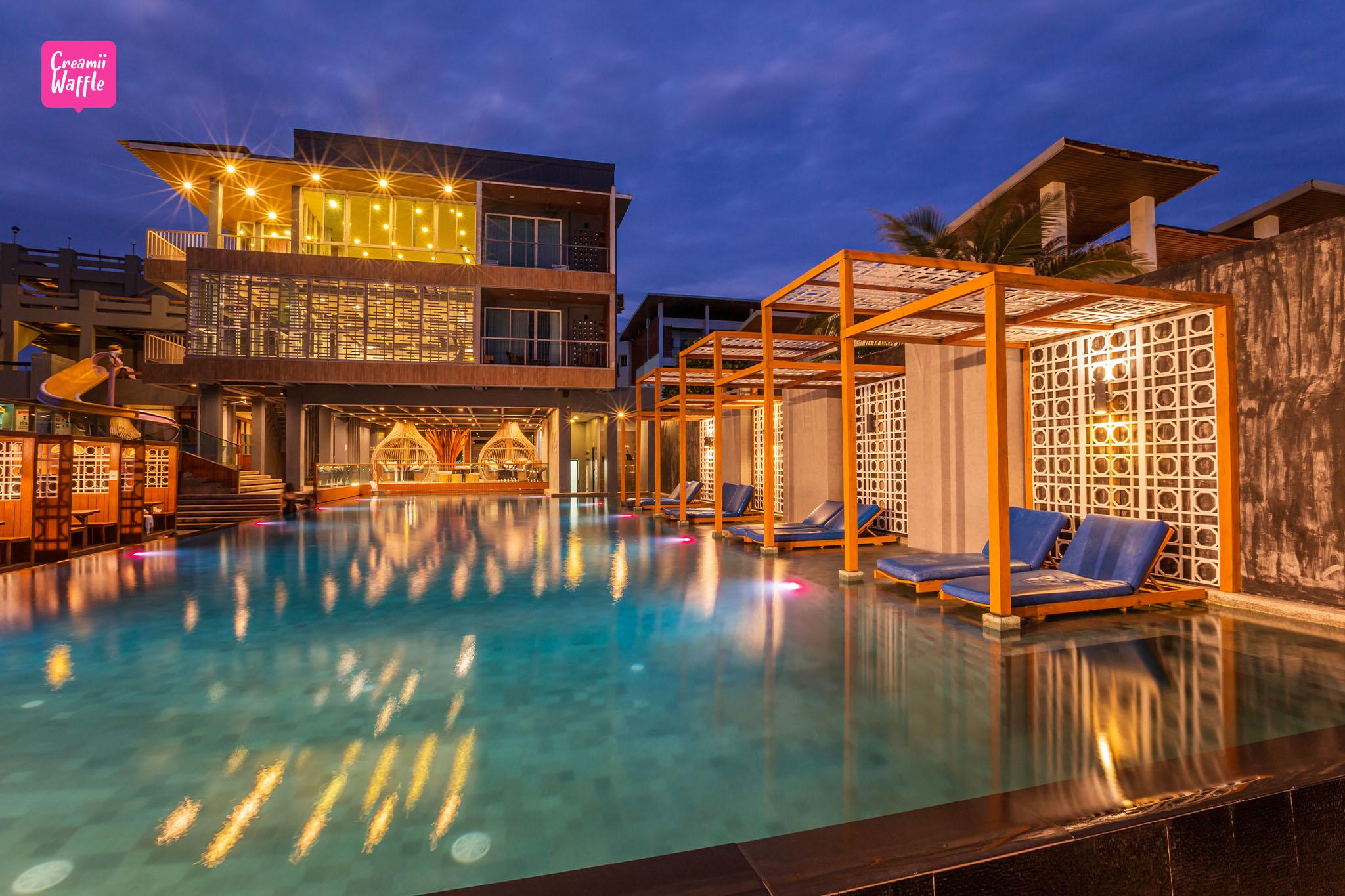 โรงแรม จันทบุรี มัลดีฟส์ บีช รีสอร์ท