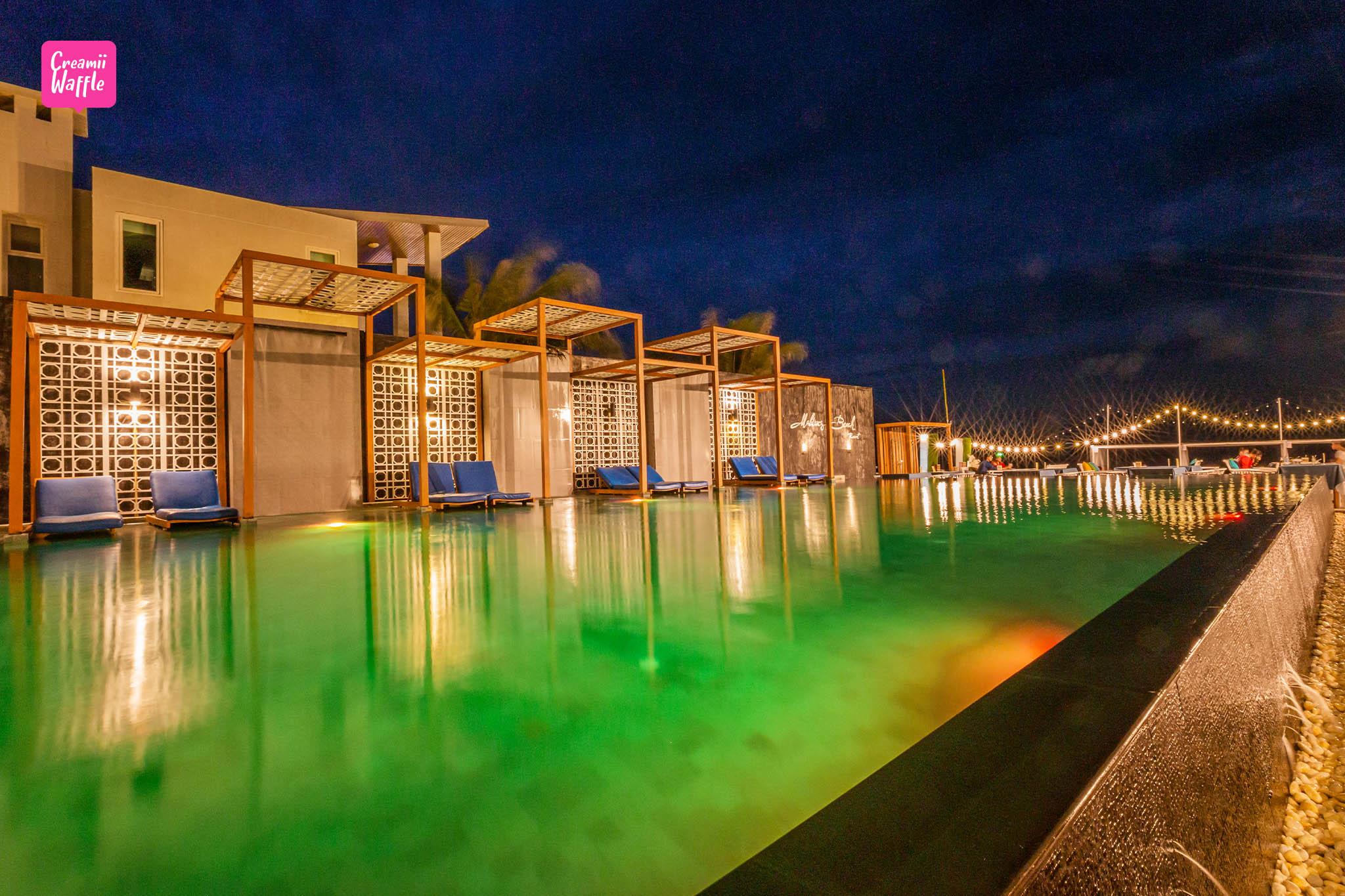 Maldives Beach Resort Chanthaburi มัลดีฟส์ บีช รีสอร์ท จันทบุรี ที่พักติดทะเล