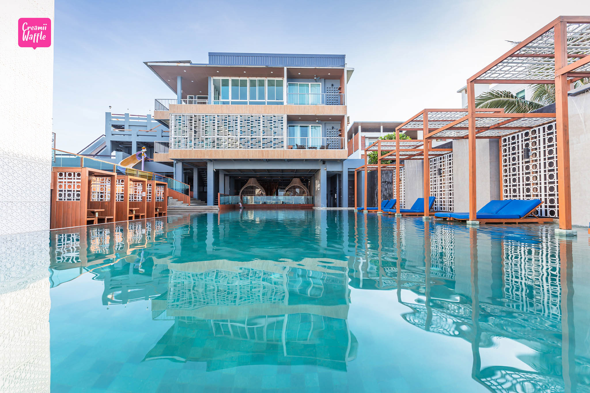 Maldives Beach Resort Chanthaburi มัลดีฟส์ บีช รีสอร์ท จันทบุรี ที่พัก