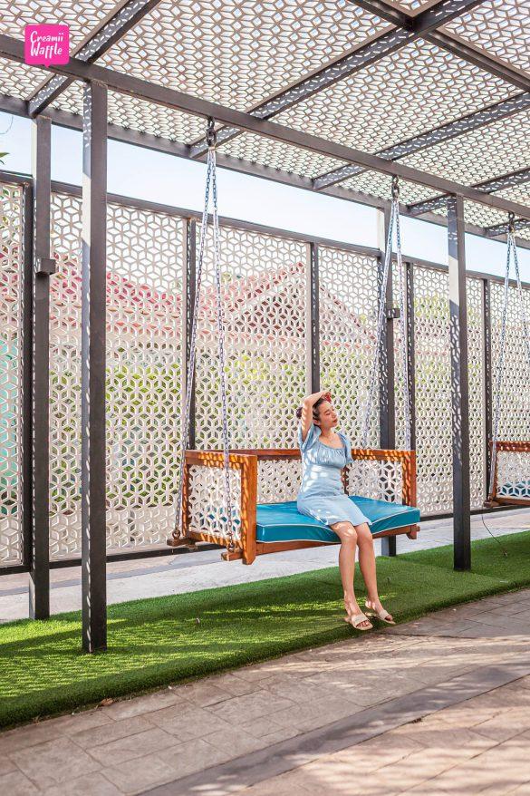 Maldives Beach Resort Chanthaburi รีวิวที่พัก ที่เที่ยว Creamii Waffle blogger