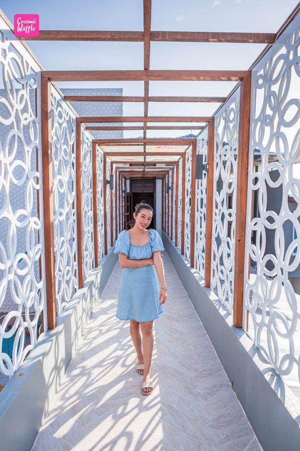 Maldives Beach Resort Chanthaburi รีวิวที่พัก ที่เที่ยว blogger