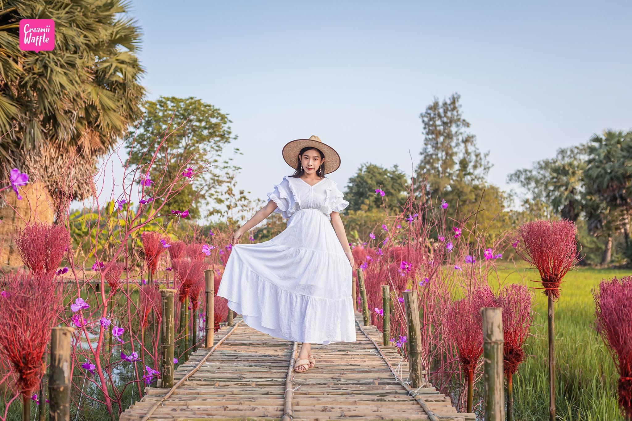 นิทรรศการ RakDok Floral Destination ราชบุรี
