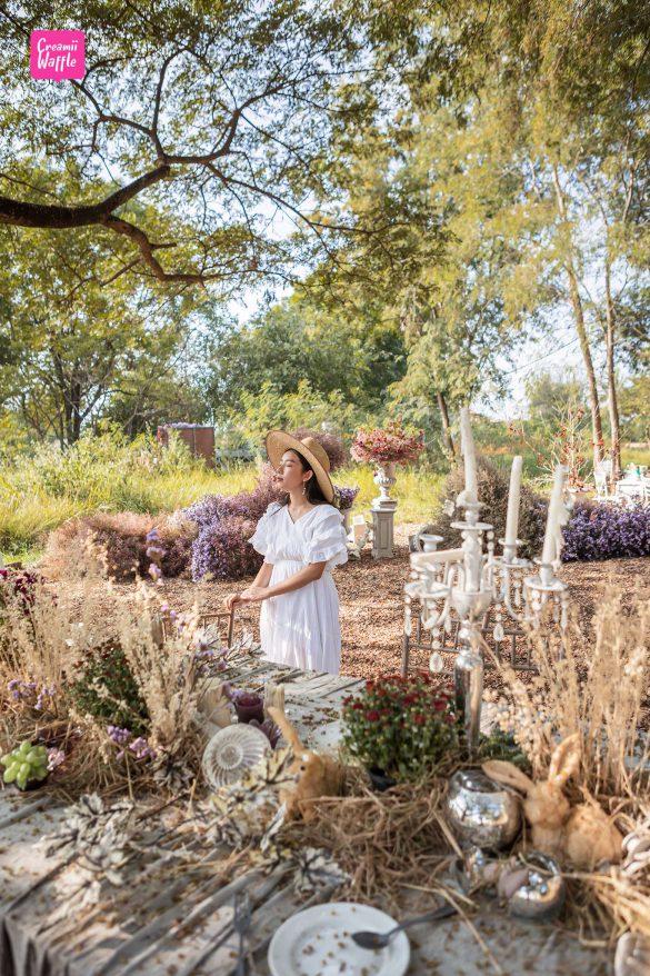 """นิทรรศการ RakDok Floral Destination เที่ยวงาน """"รักดอก"""" ราชบุรี"""