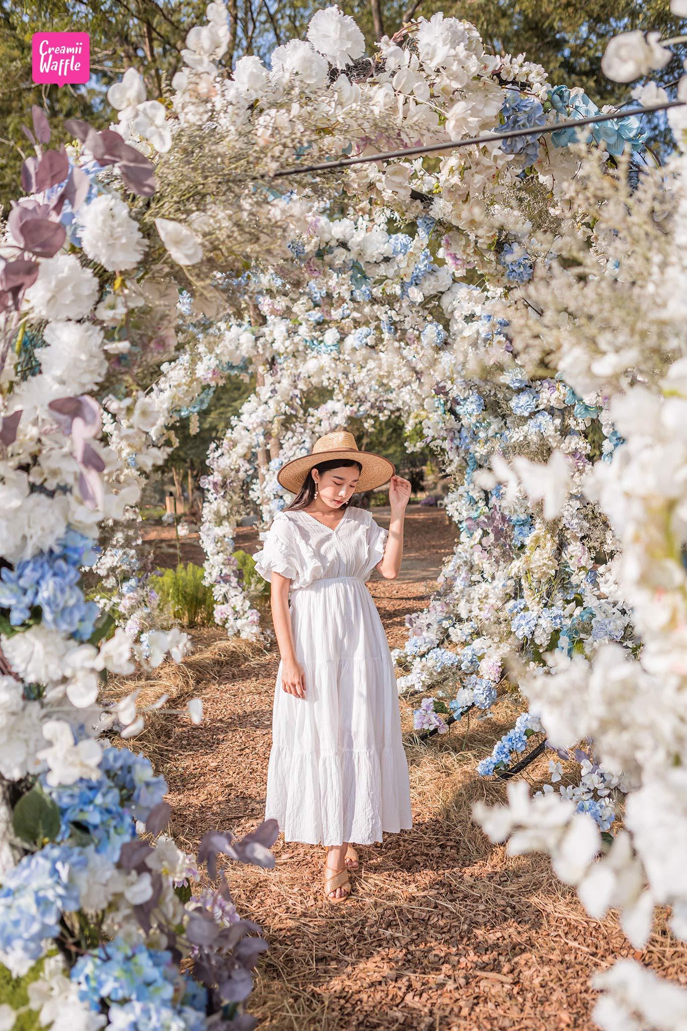 พาเที่ยวงาน รักดอก RakDok Floral Destination