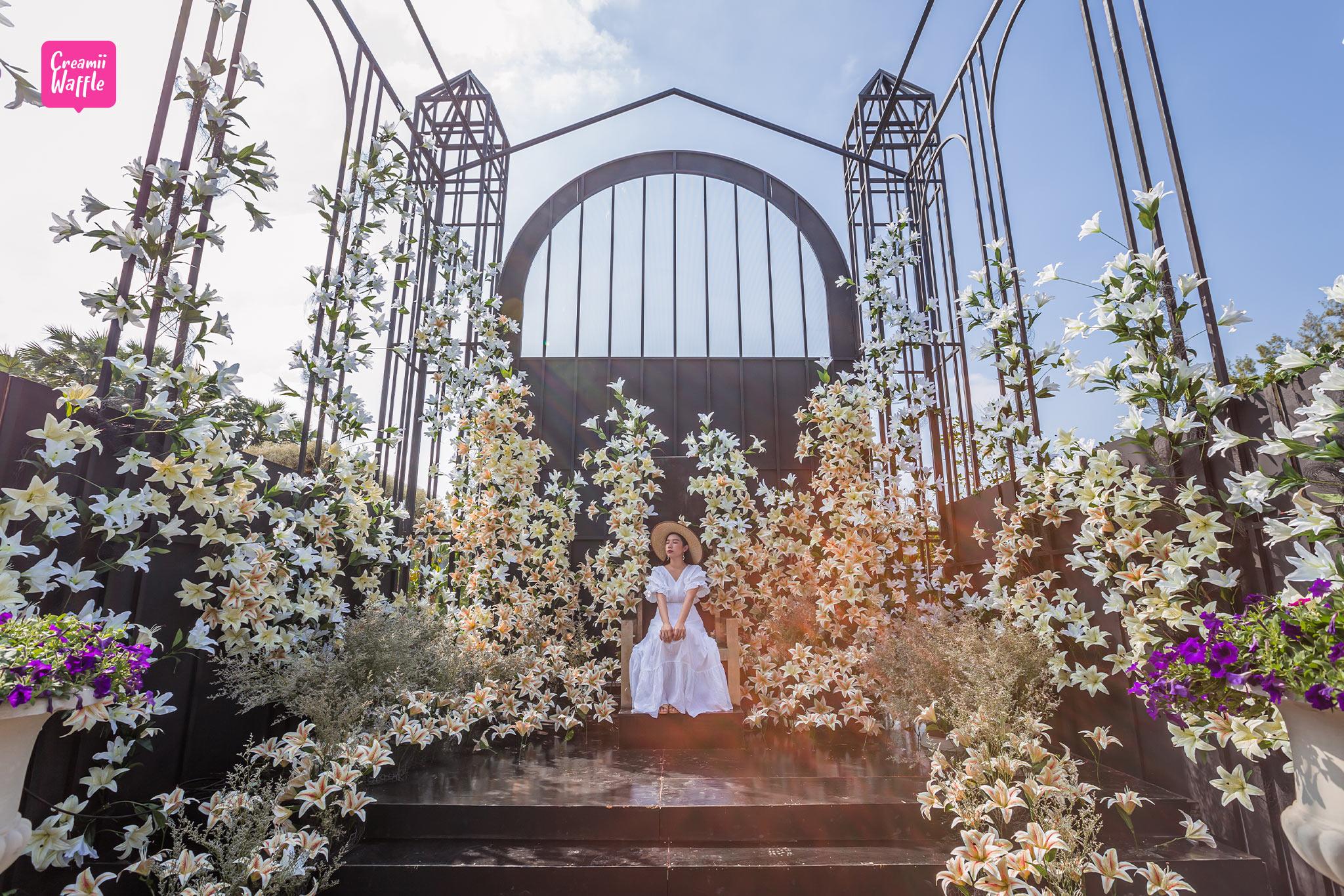 RakDok Floral Destination รีวิว